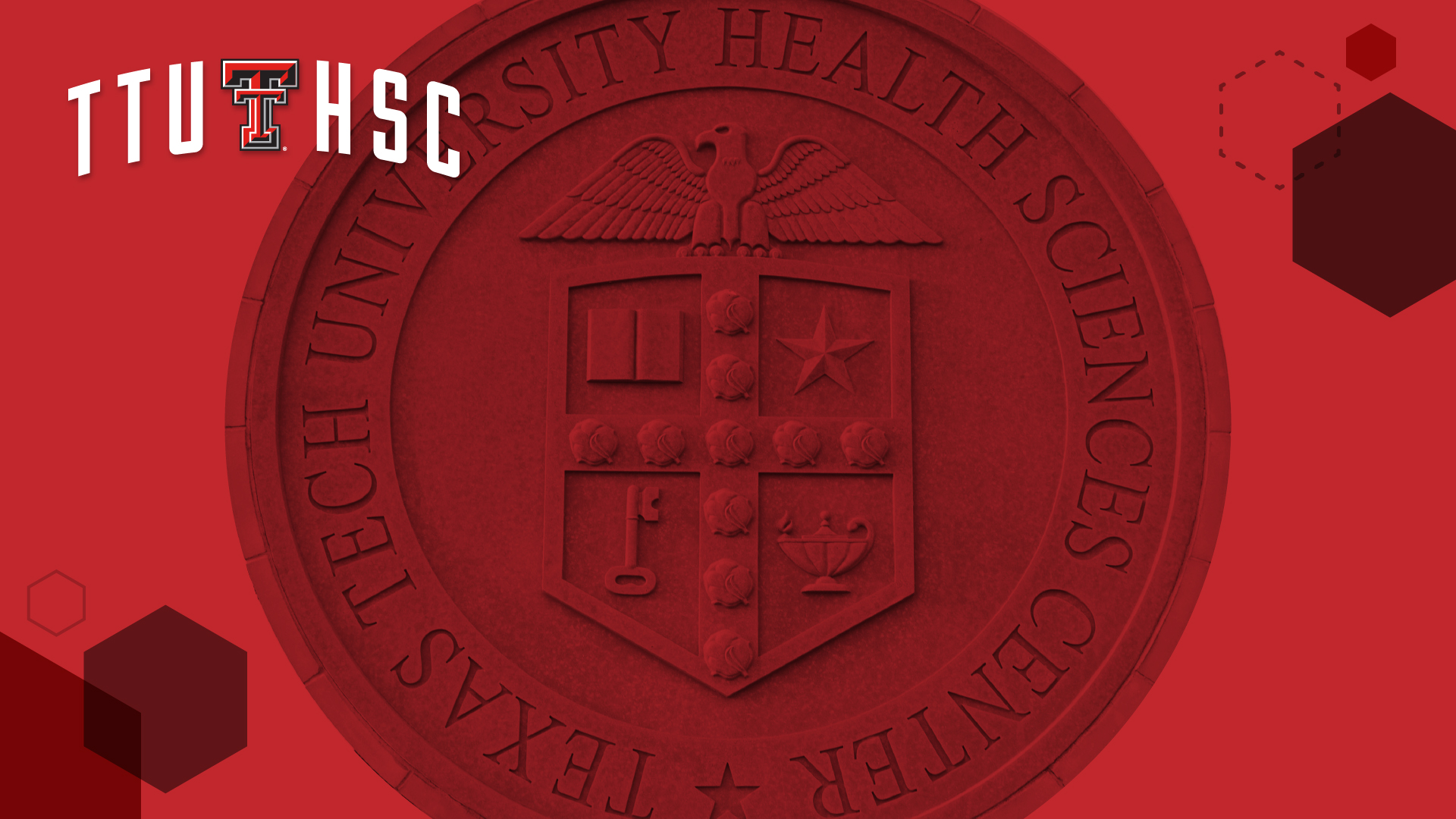 TTUHSC Zoom Background Preview